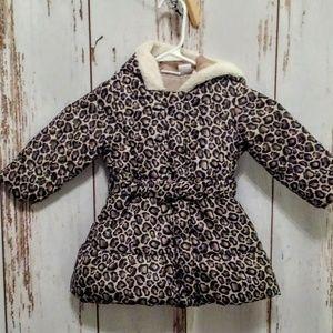 Babies R Us Cheetah Coat